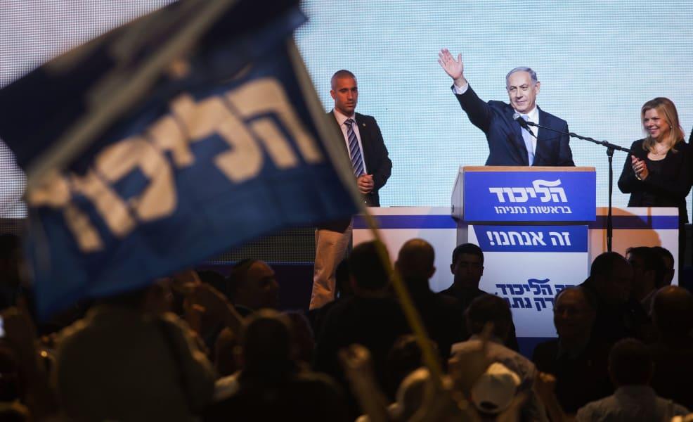 13 israel elections