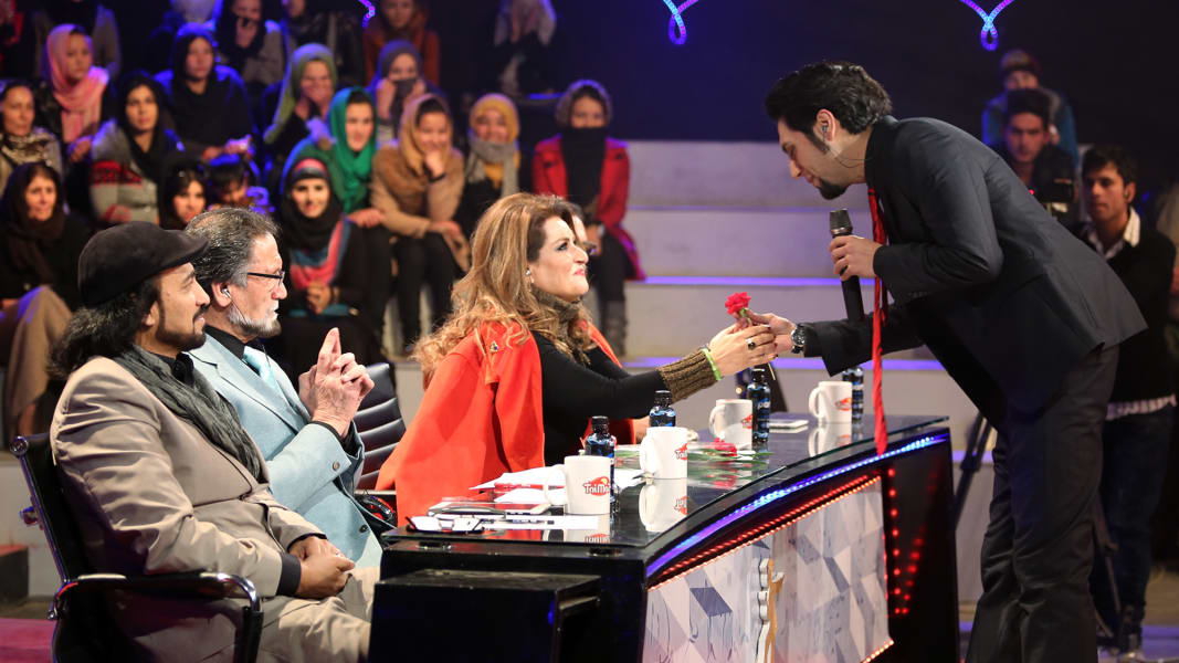 01 Afghan TV Show