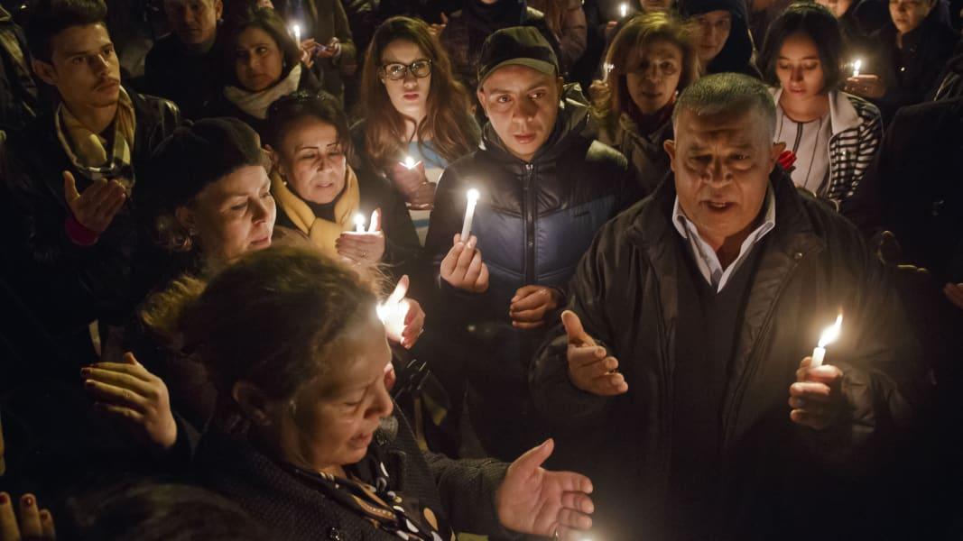 Tunisia vigil 0318