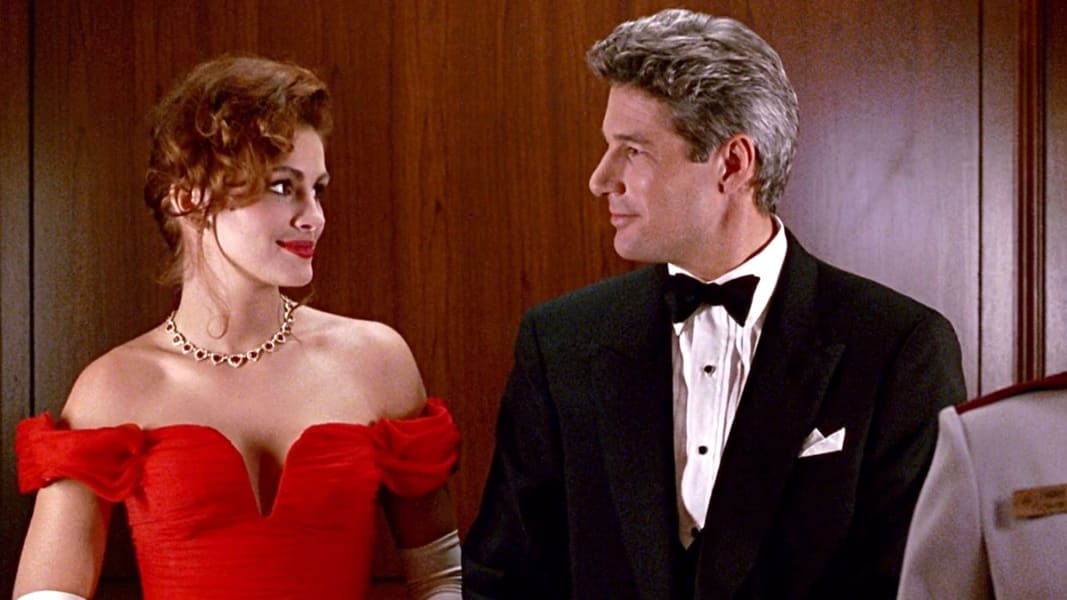 richard gere julia roberts pretty woman