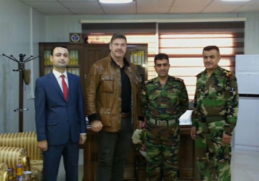 Peshmerga 1st NAEF