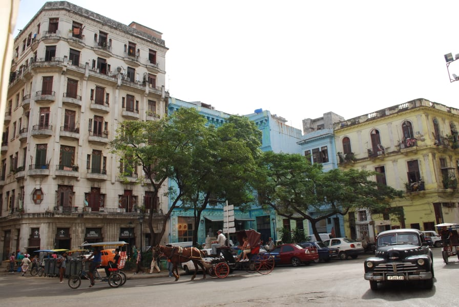 2. Changing places Havana