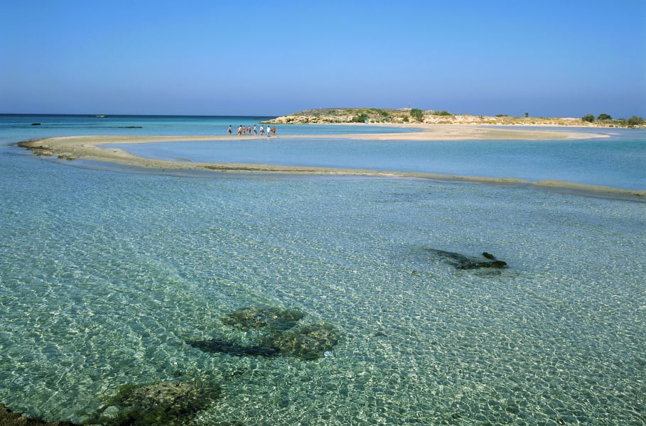5. Changing places Crete