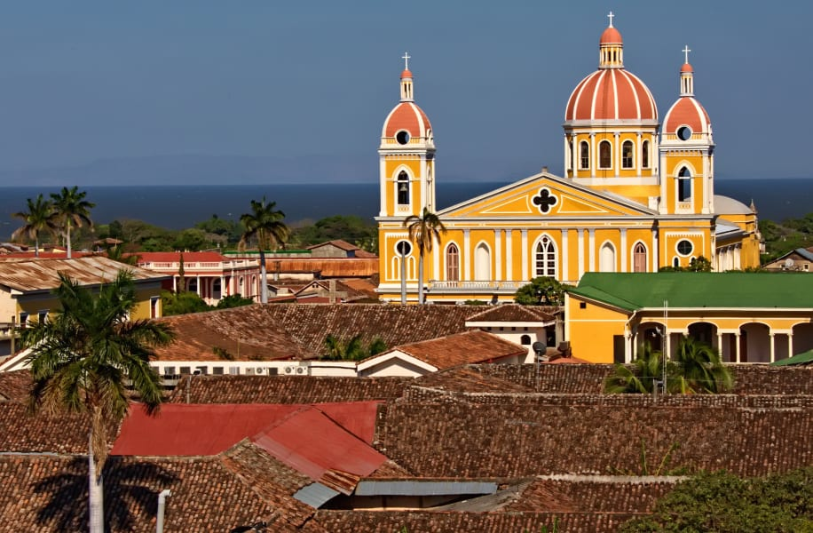11. Changing places Nicaragua