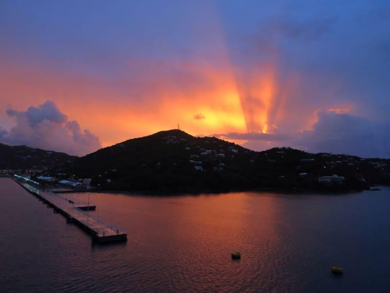 islands St Thomas USVI irpt