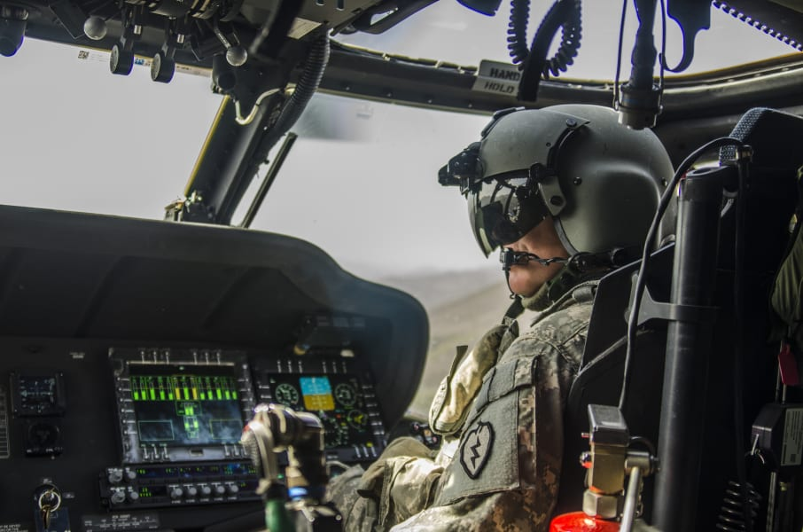 2 Helicopter Pilot