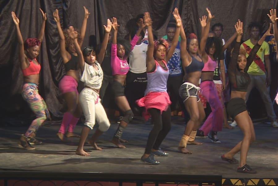 Sarakasi Dance Company modern dance kenya