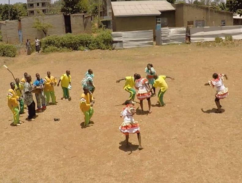 isukuti tribe kenya dance