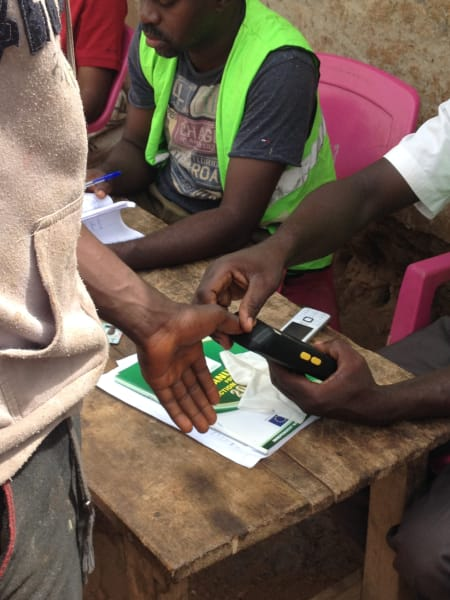 Nigeria Election Biometrics