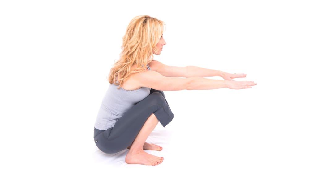 yoga FunctionalSquat