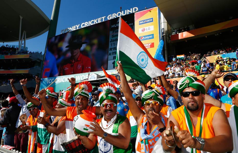 Aus India cricket