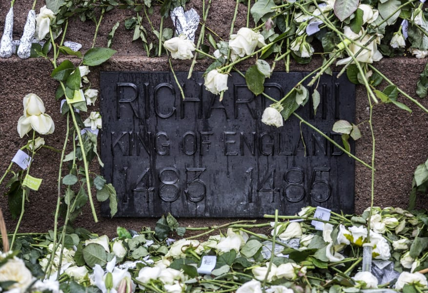 09 king richard burial