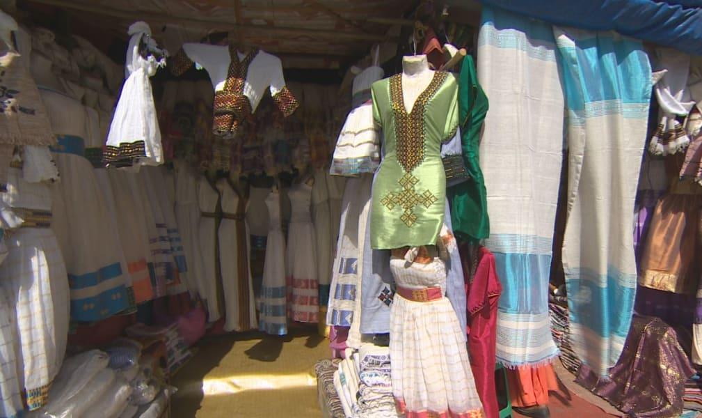 Inside Africa ethiopia fashion markets
