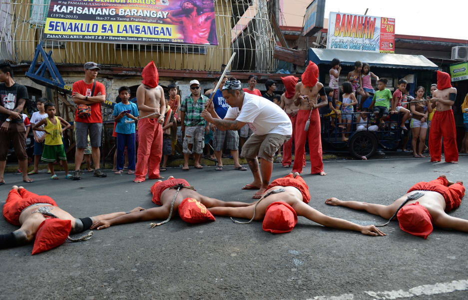 philippines penitents 1