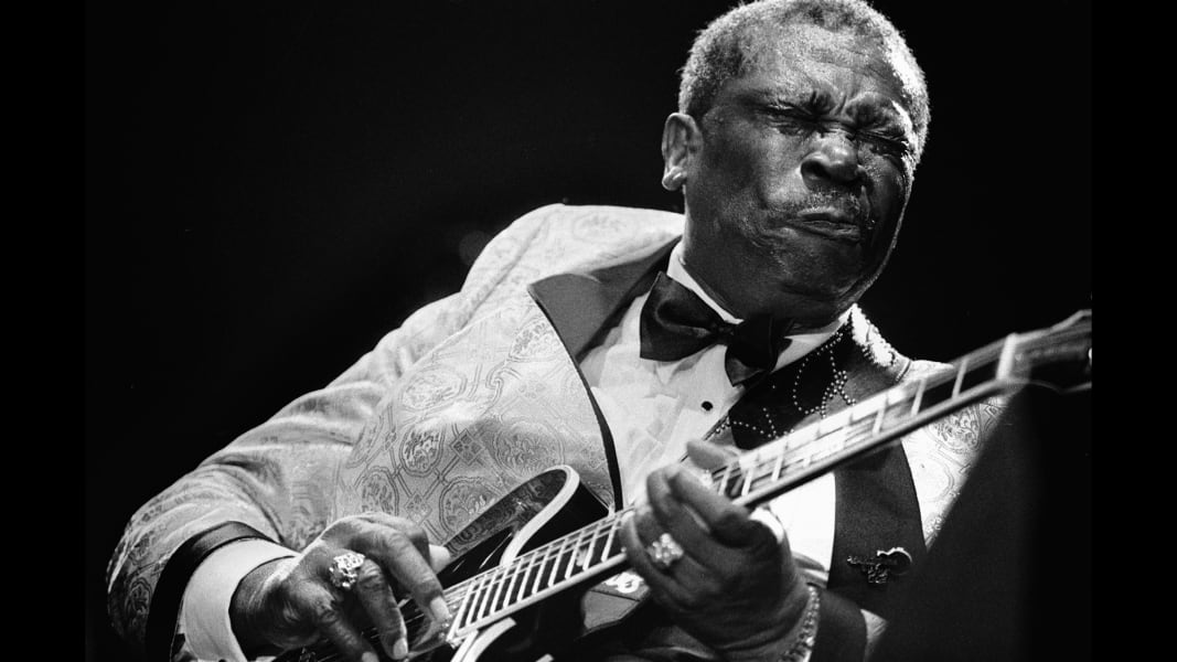 RESTRICTED 10 bb king