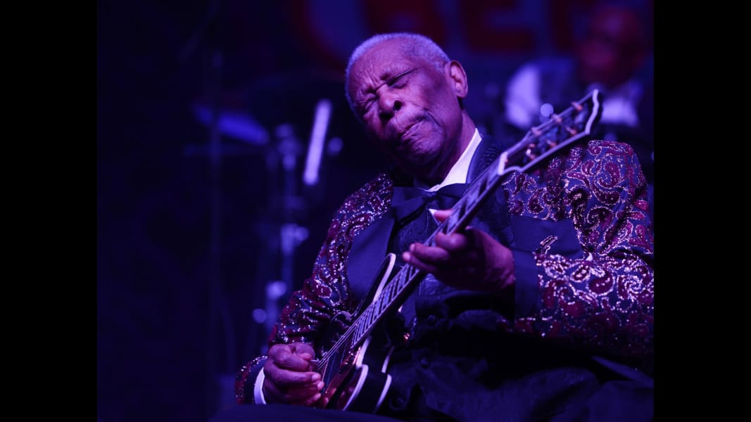 RESTRICTED 12 bb king