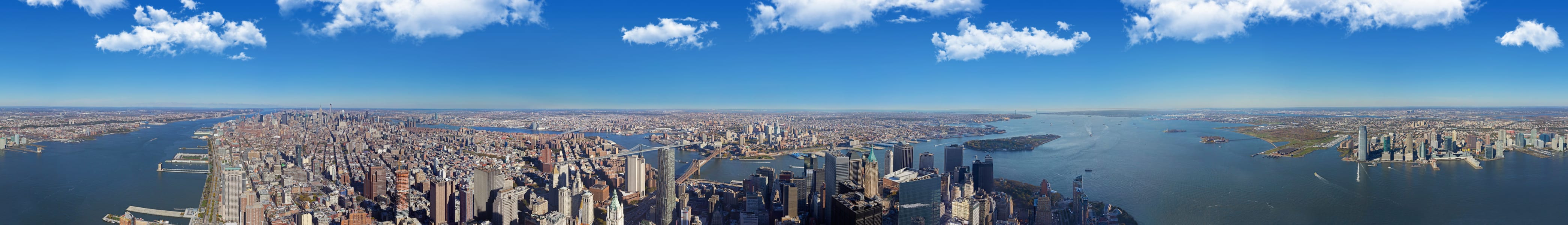 One World Observatory pano