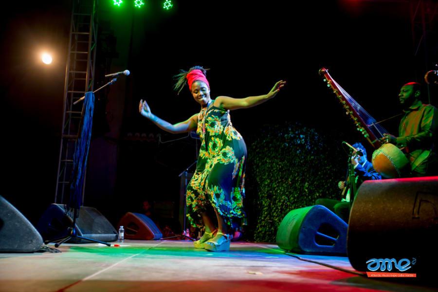 Dancer at Cape Verde
