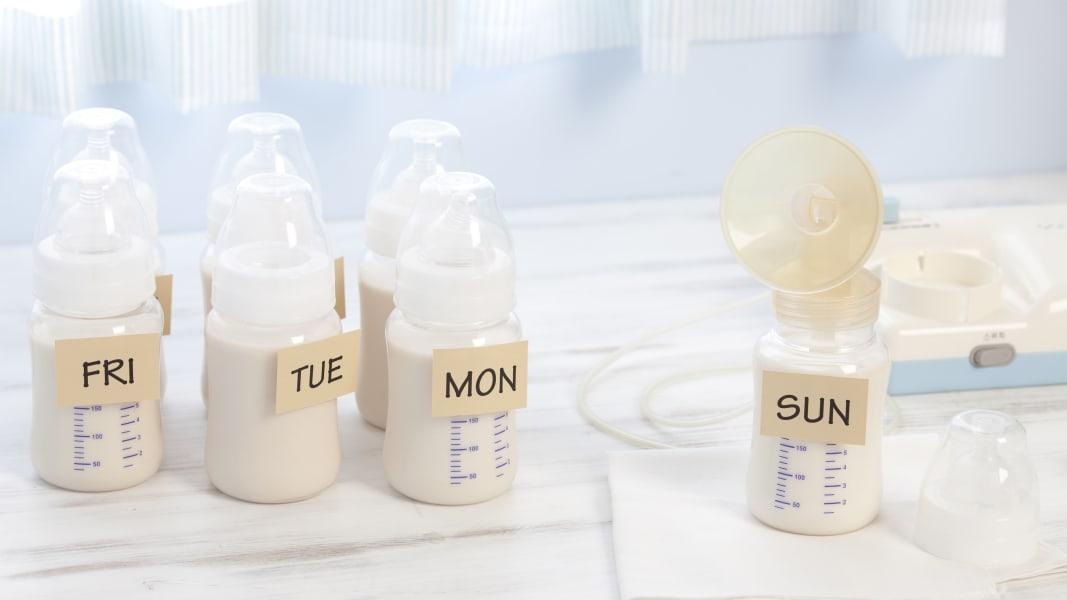 03 bottled breast milk