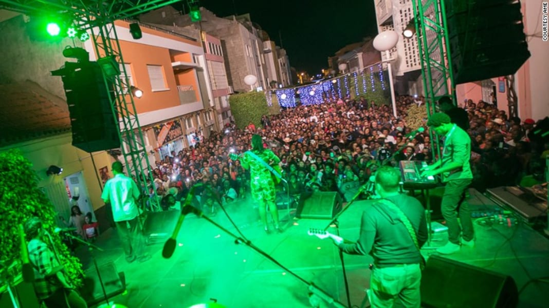 cape verde stage