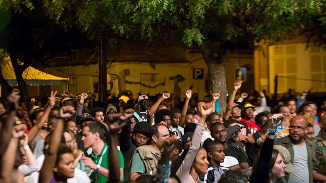 cape verde crowds