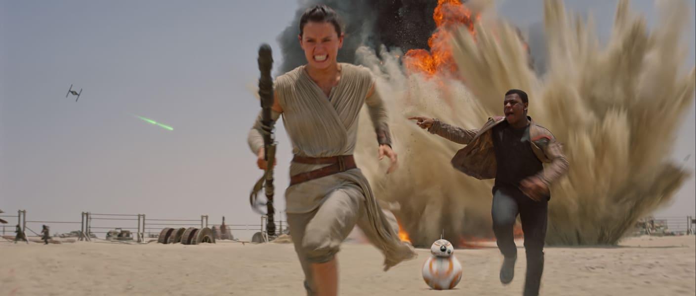 star wars force awakens trailer 1