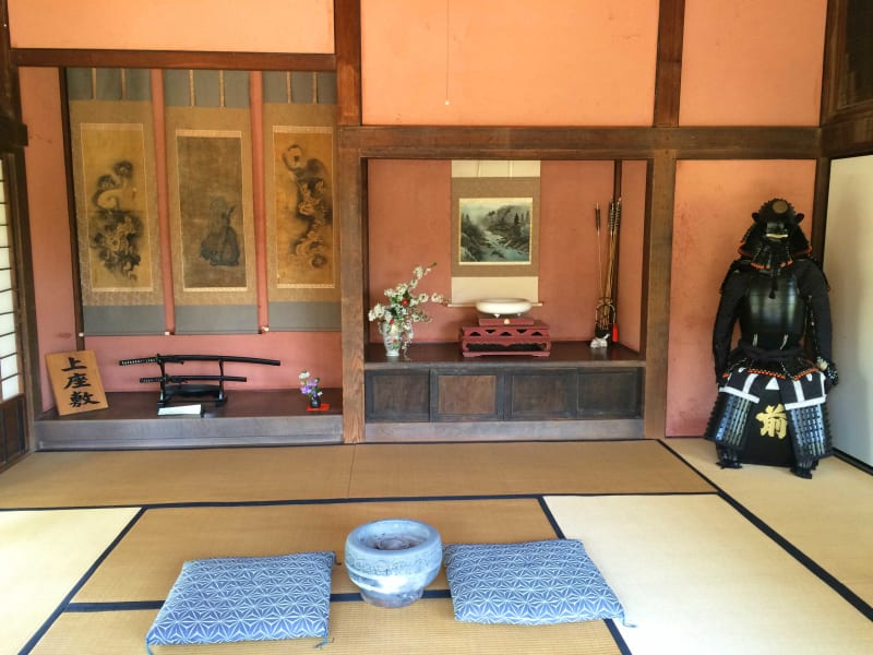 Kyushu samurai towns- izumi- saisho residence
