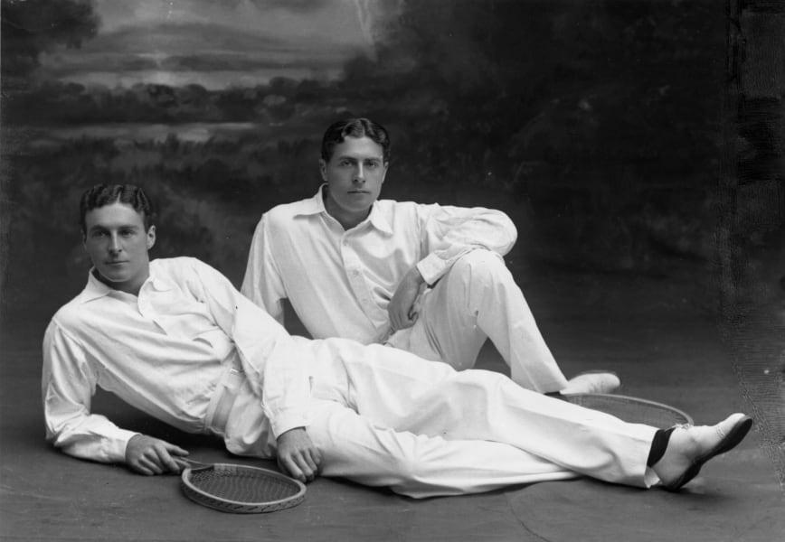tennis fashion 1908