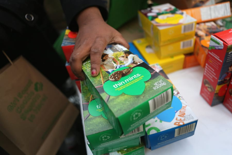 Roth Girl Scout Cookies Image 1