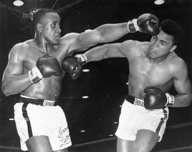 Ali Liston 1964