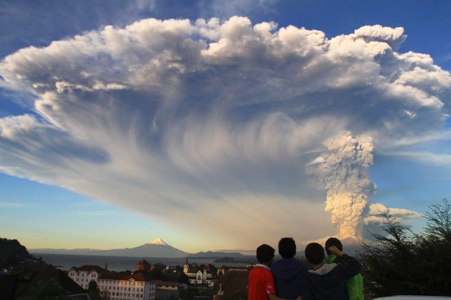 chile volcano 7
