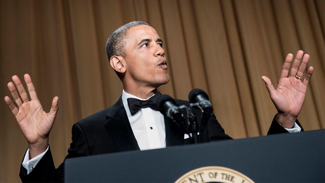 WHCD 2013 Obama