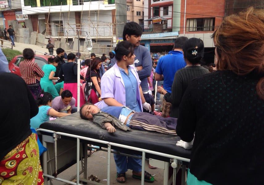 Nepal earthquake 7