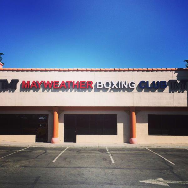 Mayweather Boxing Gym, Las Vegas