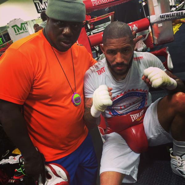 Theophane mayweather nate sparring confidential