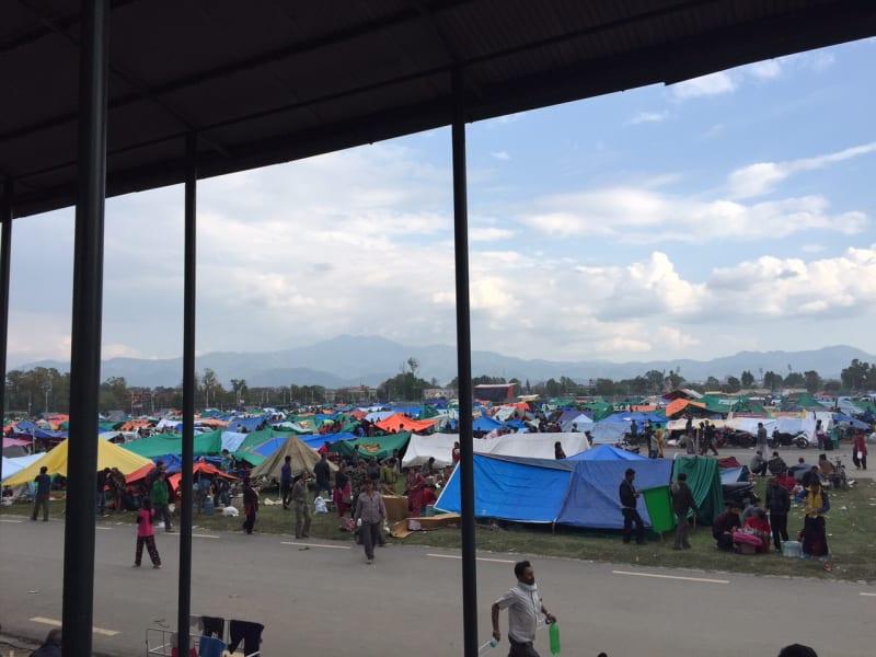 Nepal Army Pavilion