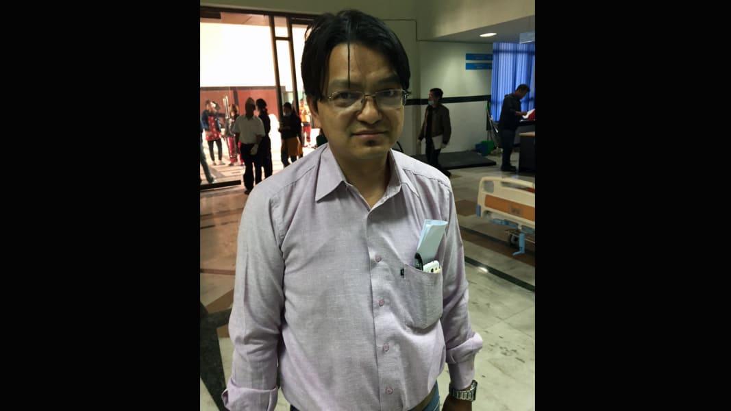 Nepal Hospital Doctor