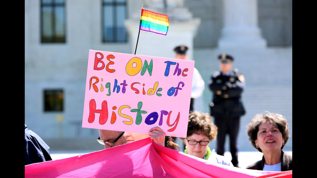 Canada Supports The Human Rights Of Lesbian, Gay, Bisexual, Transgender And Intersex