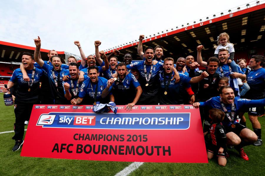 AFC Bournemouth Champions