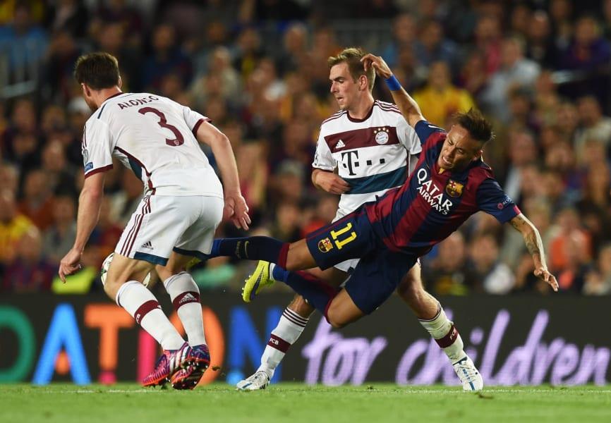 Neymar May 2015