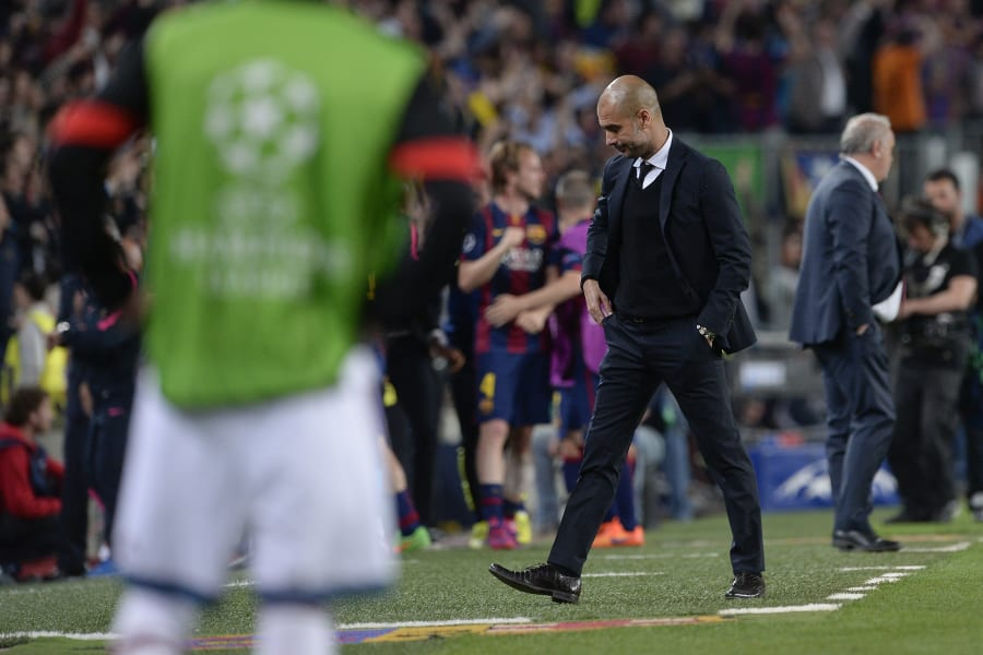 Guardiola post match may 2015