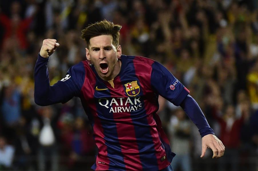 Messi tease