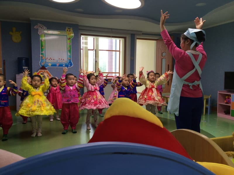03 north korea orphans