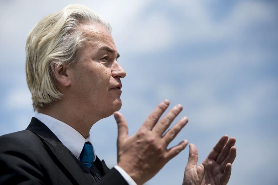 Netherlands Geert Wilders