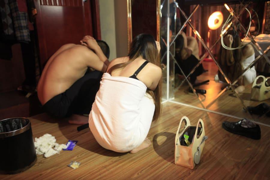 China Dongguan vice crackdown