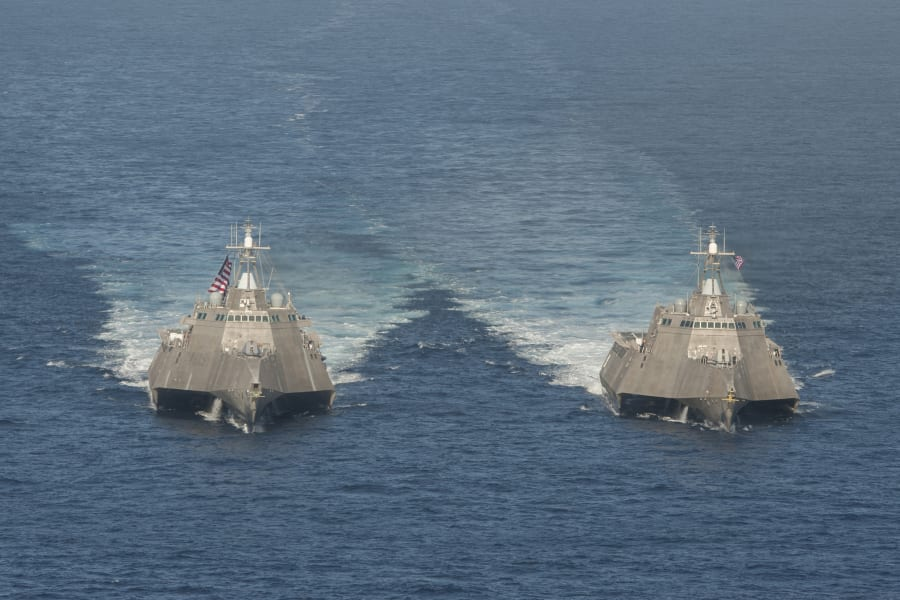 Littoral combat ship 2