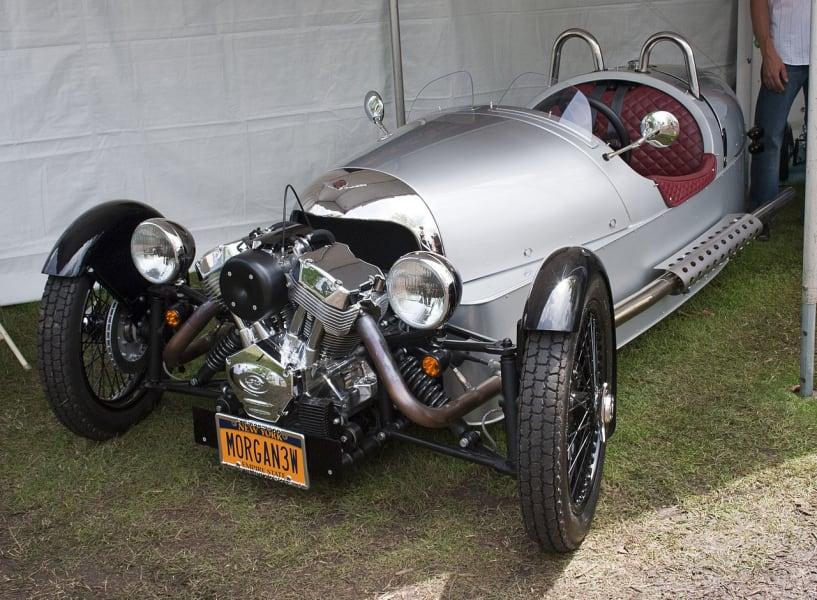Morgan 3 wheel 2