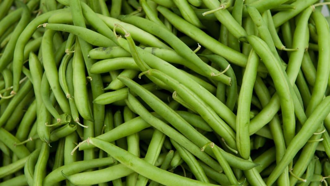 green beans FILE