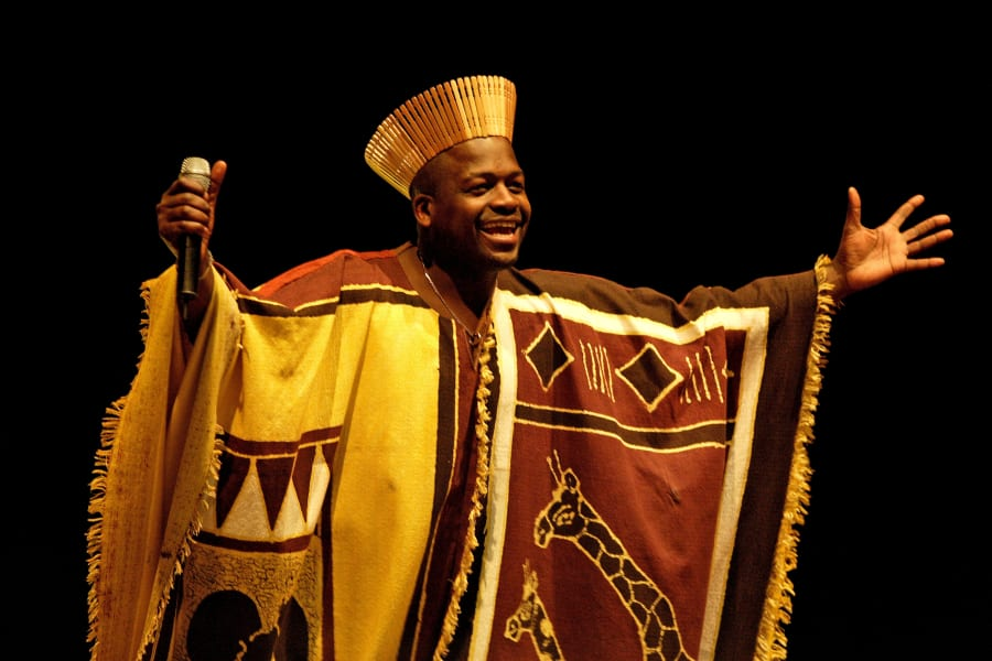 Winston Ruddle Papa Africa