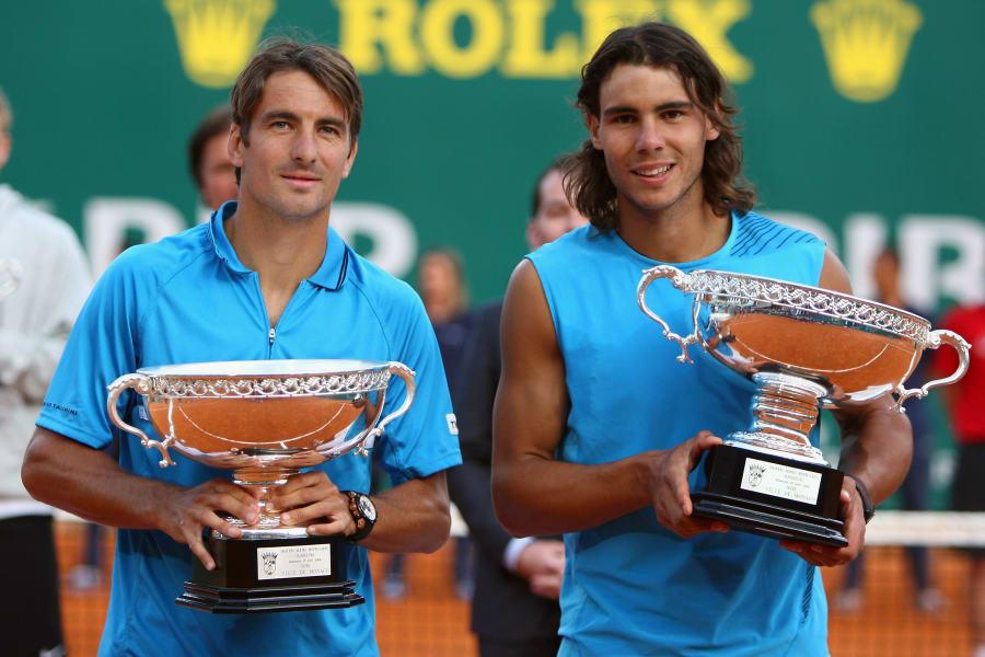 Rafael Nadal Tommy Robredo 2008